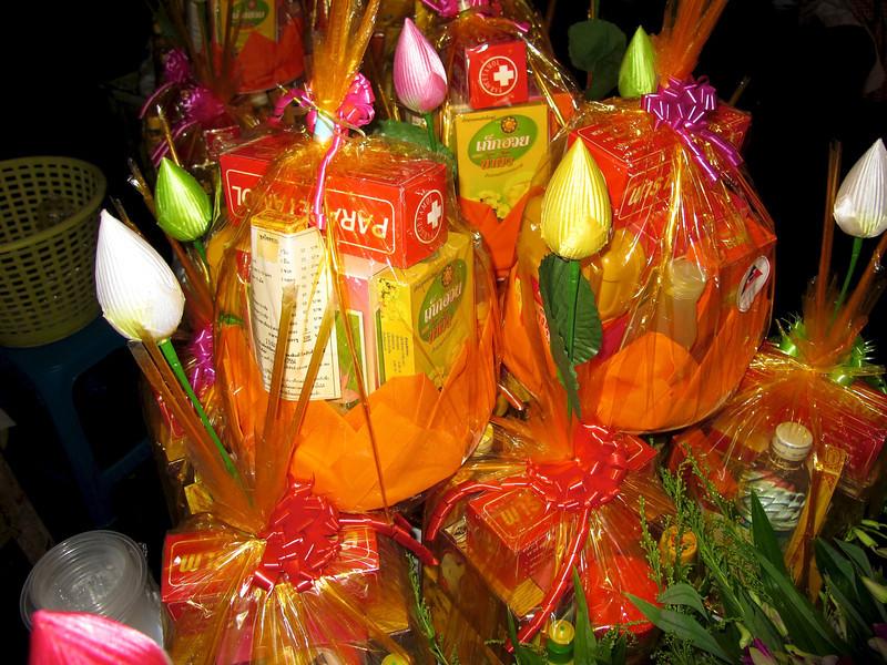 Pattaya Night Market, Pattaya - July 2010