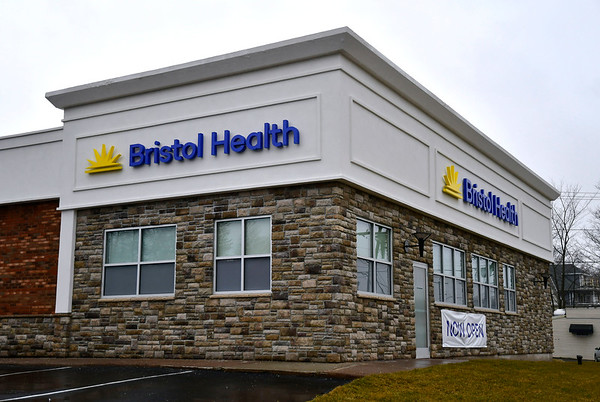 2/13/2020 Mike Orazzi | StaffrThe Bristol Health building in Southington.