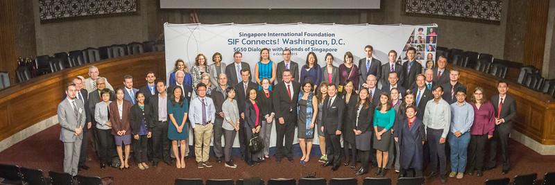 2015-10-06 DC - EVE SIF Connects @ Dirksen Senate Building