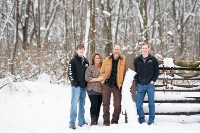 Cox Family 2021