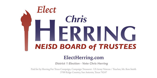 VOTE FOR CHRIS HERRING