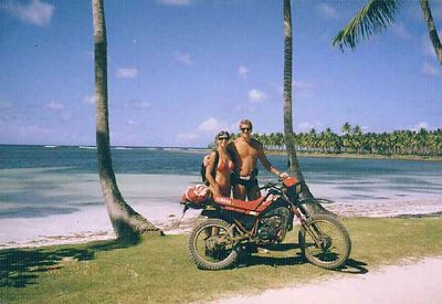 Two years in the Dominican Republic 95'