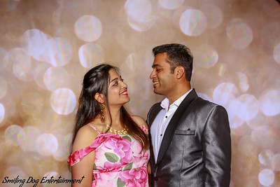 Andrea and Dhruv's Wedding Reception
