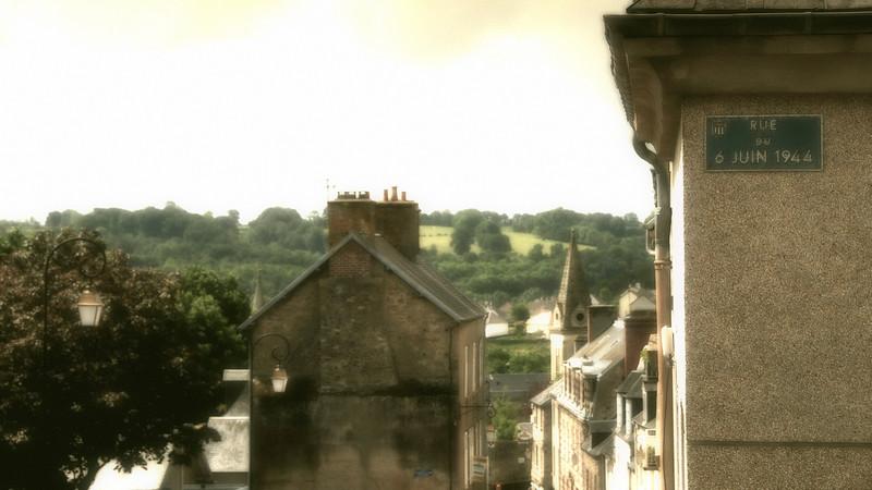 Coutances, Normandy.