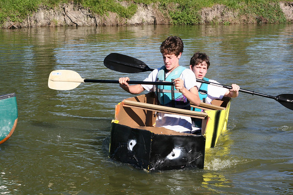2009.11.5 Physics I Boat Launch