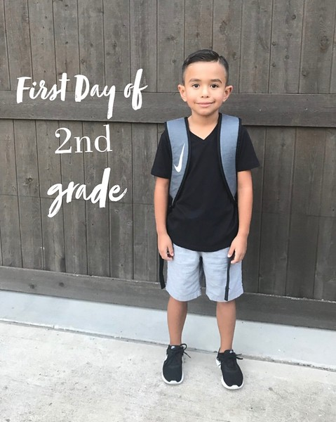 Anthony | 2nd | Reagan Elementary School