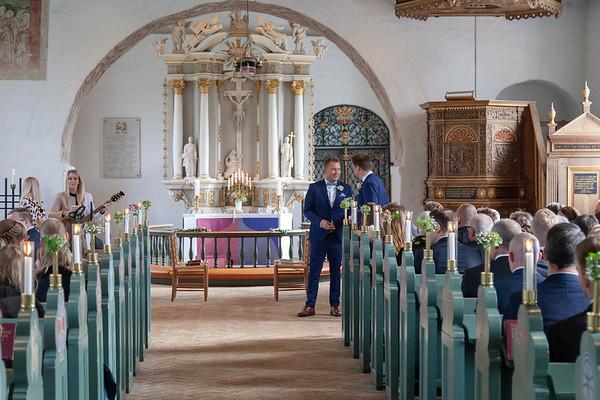 Bryllup: Marlene & Brian