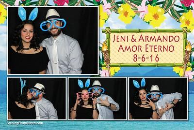 Jenn & Armando's Wedding