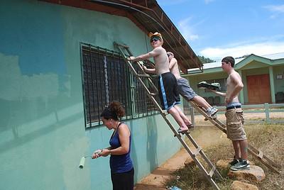 Nicaragua Service Trip 2009