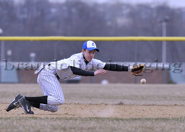 Lincoln-Way East Freshmen Baseball: 2014