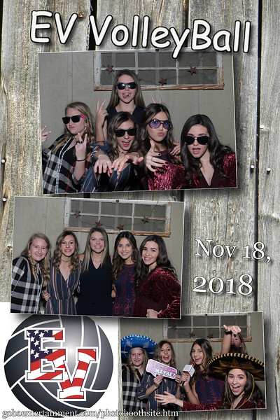20181118 East View HS Volleyball Awards Banquet