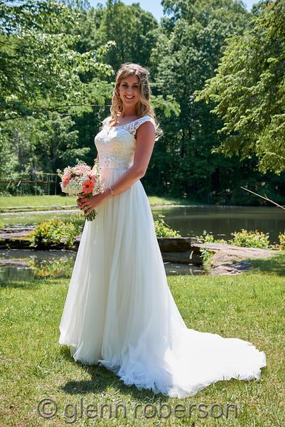 Taylor Clendenin Bridals