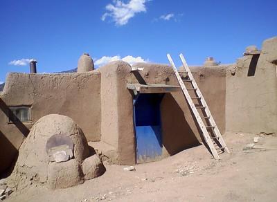 New Mexico, Santa Fe, Taos, Pecos