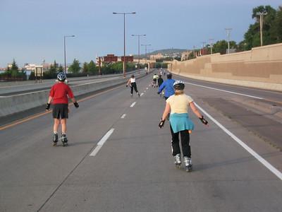 RollerBlade Marathon