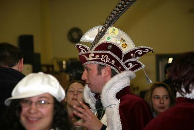 Aanstelling Prins Davy I - 2006