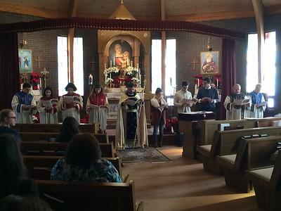 Christmas Candlelight Service