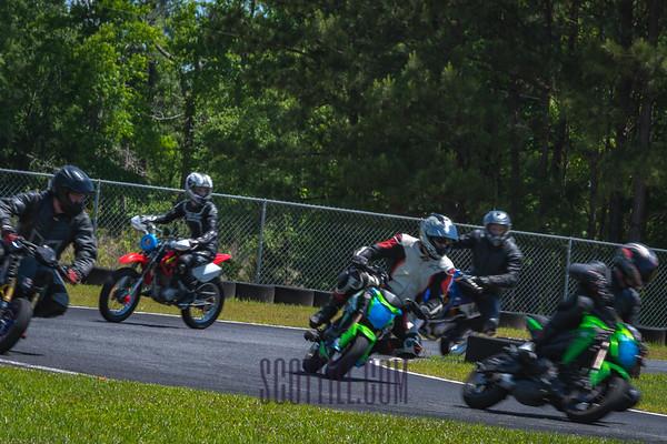 Southeast Mini Moto Rd2 @Lamar County Speedway