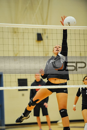 2014-9-23 Lynden at Blaine Varsity Volleyball