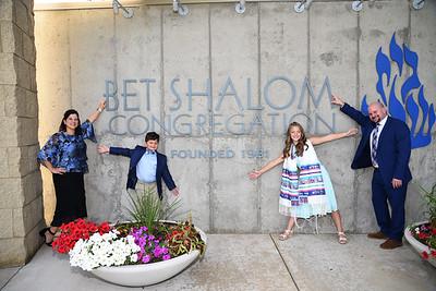 Jordan at Bet Shalom
