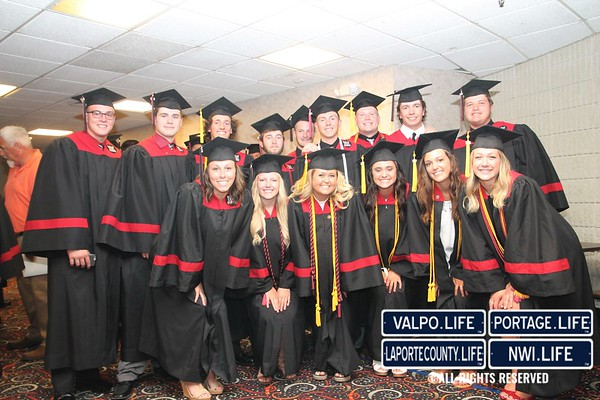 Lowell High School Graduation 2017