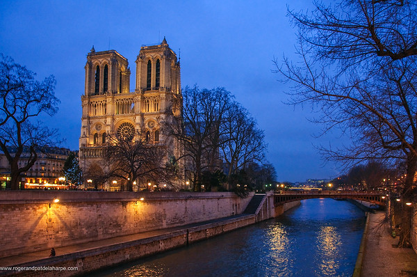 Travel Photographs - Notre Dame Cathedral