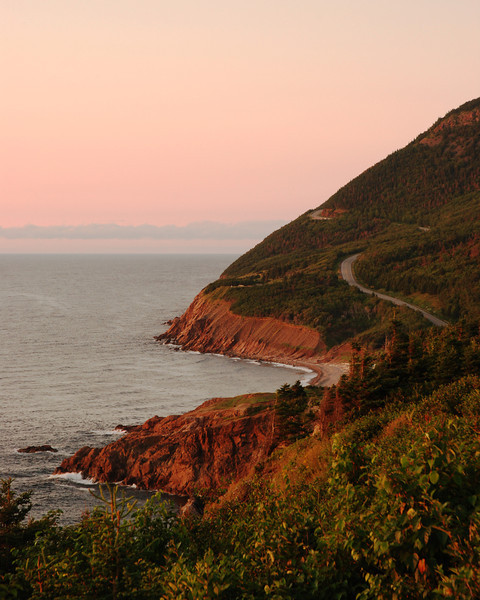 Cabot Trail - Cape Breton Highlands National park