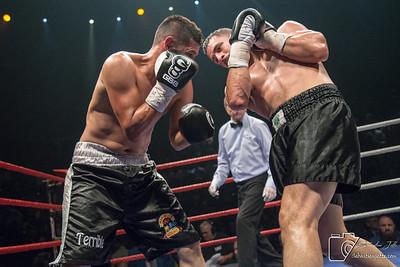 Golden Garcia vs Adalberto Borquez Tohu 24-03-18