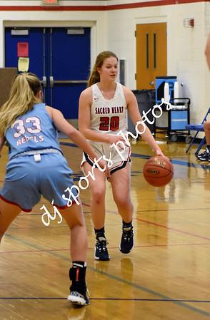 2019-12-23 SHA vs Casey County JV Girls Basketball