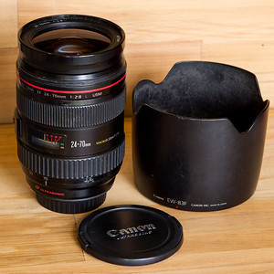 EF 24-70F2.8L for sale