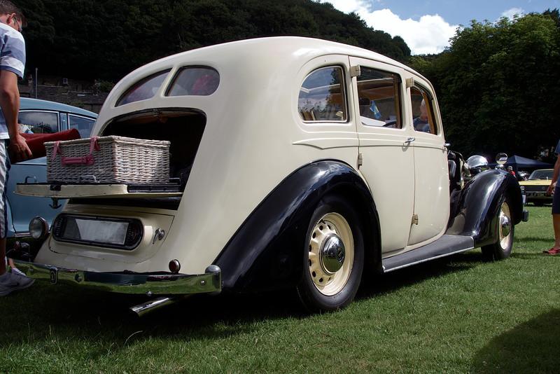 1939 Daimler New Fifteen