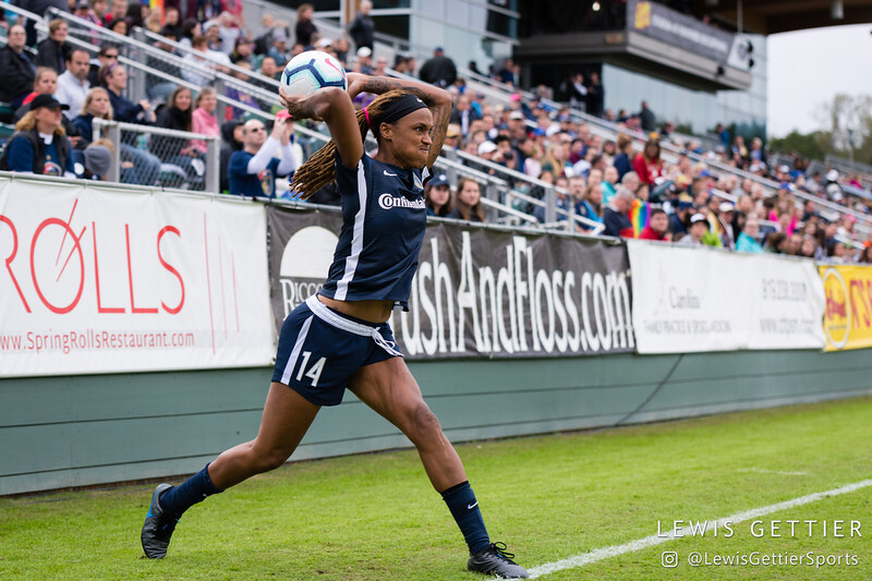 NWSL Playoff Semifinals - NC Courage vs Reign FC