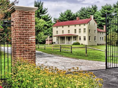 Maryland:  Benson Hammond House