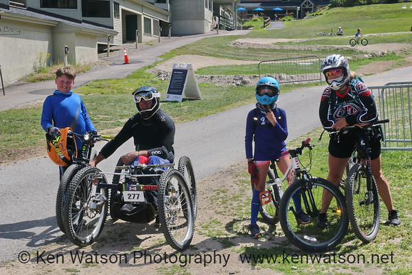 2020-07-31 Krill Family Downhill