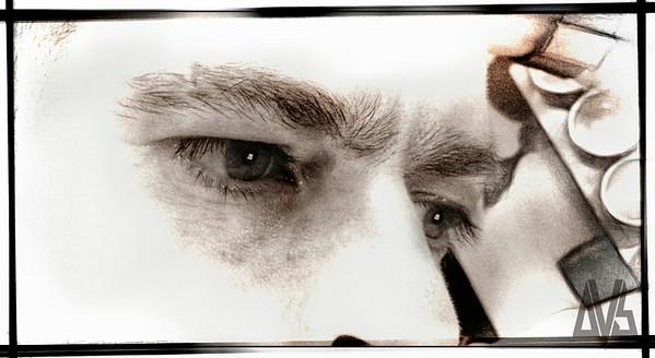 Broken ~ self portraiture