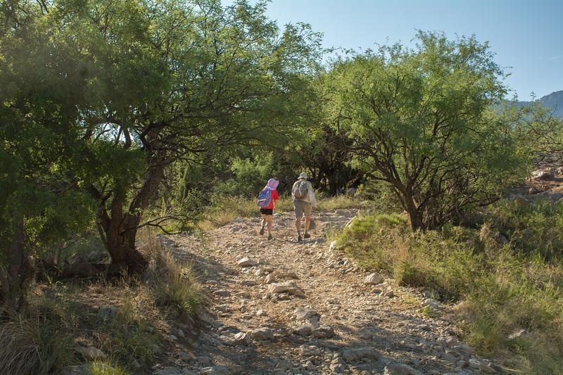 Hike to Chiva Falls #8