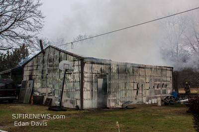 12/06/2014, Structure, Deerfield Twp. Cumberland County NJ, 827 Landis Ave.