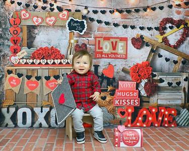 Mikey Valentine's Day 2019