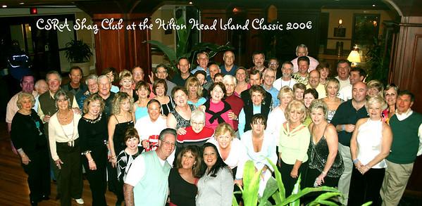 CSRA Shag Club Shaggers at Hilton Head Island 2005