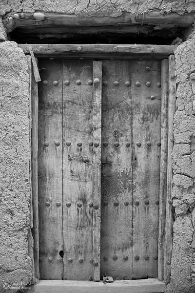Omani door (83)-2- B&W.jpg