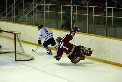 Men's Hockey - Queen's at Toronto 20030226
