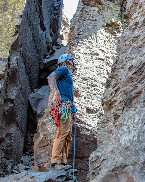 Rock Climbing 9-12