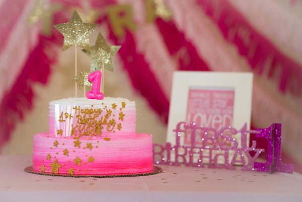 Kyra's 1st Birthday