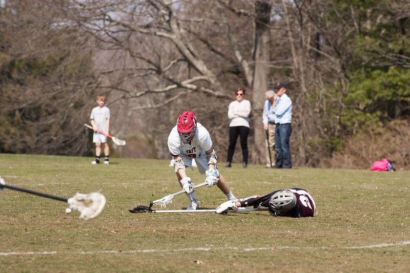 Boys' Thirds Lacrosse v Indian Mountain