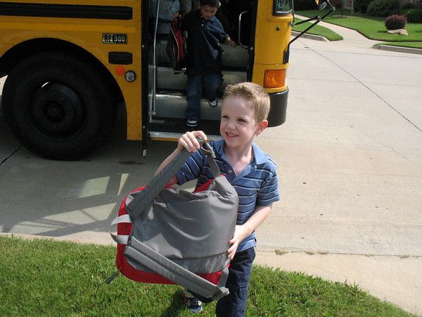 First Days of School 2008