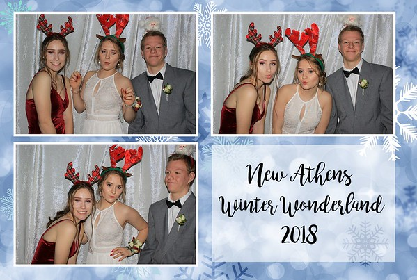 New Athens Winter Dance