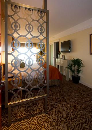 Hilton Model Room 1