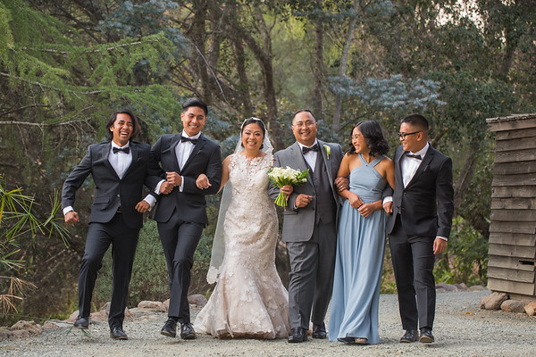 Arlyn and Allain 25th vow renewal