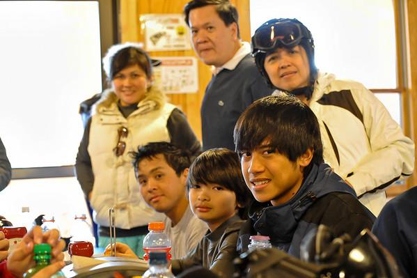 Ski trip X'mas 2010