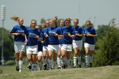 State Cup 2006 Semi Final Game vs Sting Royal