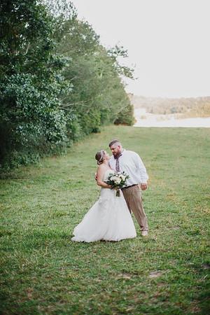 Taylor & CT  Wedding